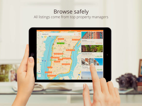 Apartment Search by RENTCafé iPad Screenshot 2