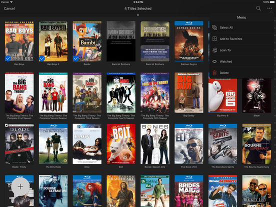 my movies pro movie amp tv collection library apppicker