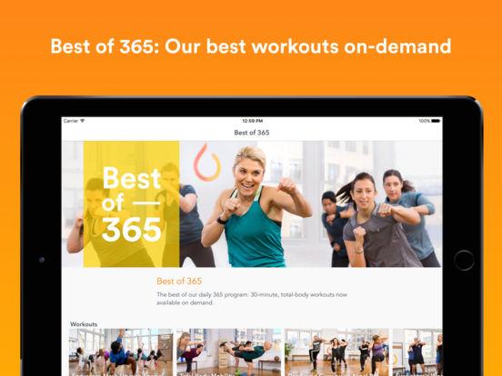 DailyBurn - Video Workouts screenshot