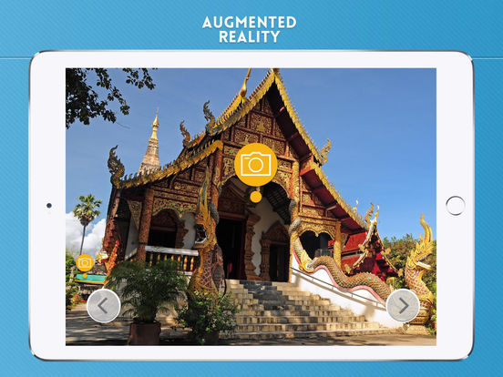 Chiang Mai Travel Guide iPad Screenshot 2