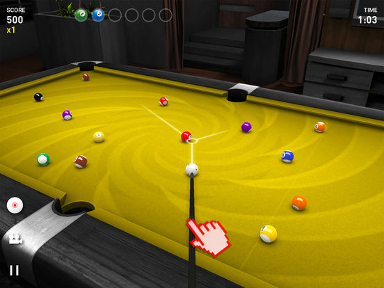 Real Pool 3D Screenshots