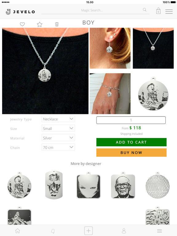 app shopper jevelo   jewelry design app lifestyle
