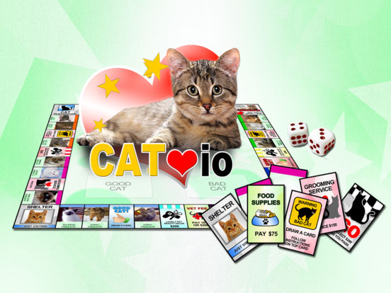 Cat-opoly screenshot 4