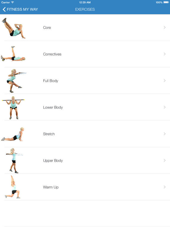 Fitness My Way - Weight Loss Workouts - AppRecs