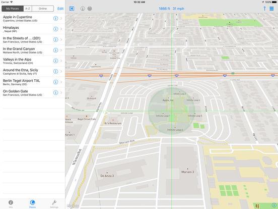 Flype iPad Screenshot 1