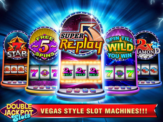 Double Jackpot Slots - Las Vegas Slot Machines!screeshot 2
