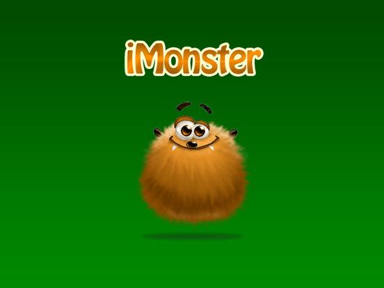 iMonster - Baby Touch iPad Screenshot 1