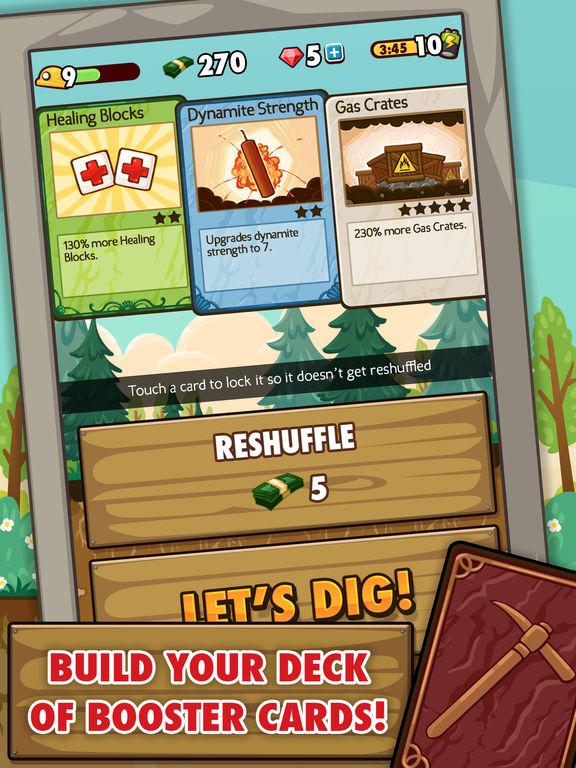 Pocket Mine screenshot 9