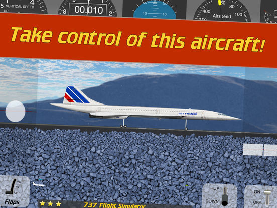 737 Flight Simulator - Be an airplane pilot & fly! Screenshots
