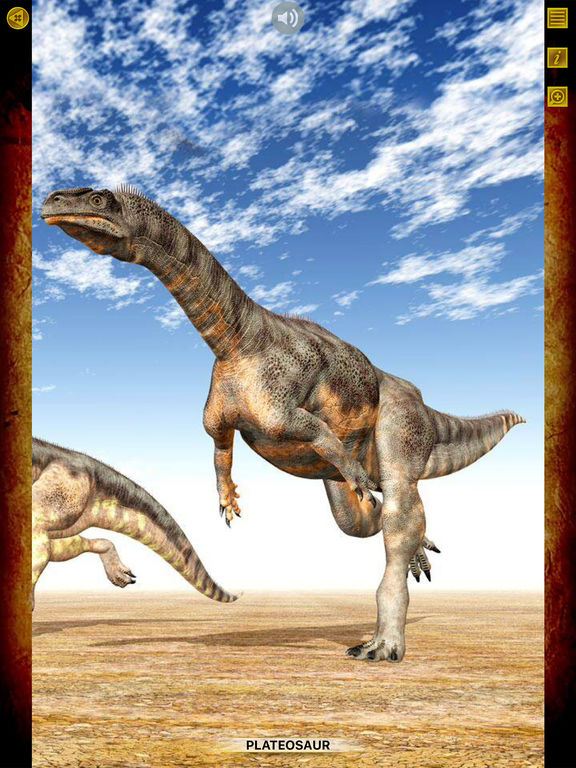 Screenshot #2 for Dinosaurs 360 Gold