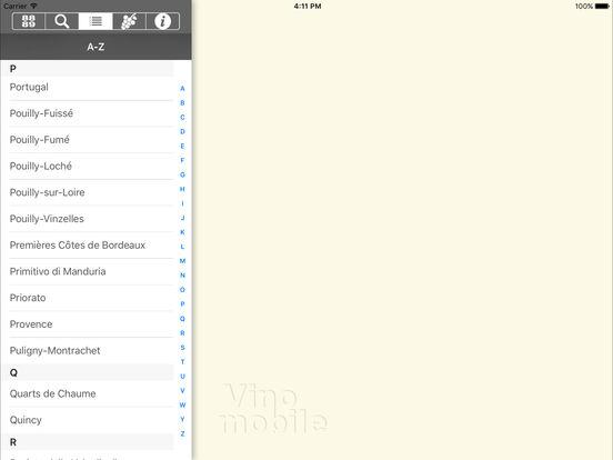 Wine Vintages iPad Screenshot 5