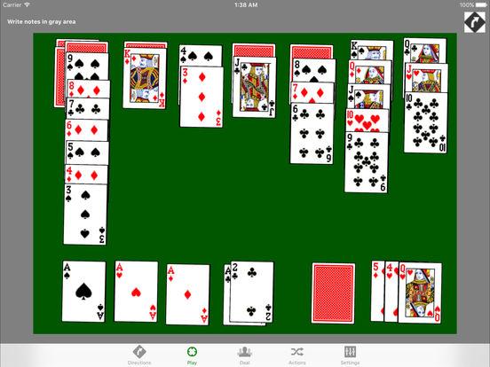 iPlayingCards (Lite) iPad Screenshot 3
