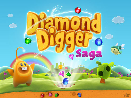 Diamond Digger Saga Screenshots
