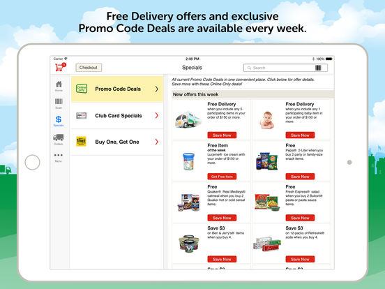 Vons Promo Codes resmacabse.gq makes it easy to get quality groceries, fresh produce, meat and seafood delivered to homes and businesses. Great for web sites that target busy families and individuals short on time or anyone that wants a quick and easy way to do the weekly grocery shopping.