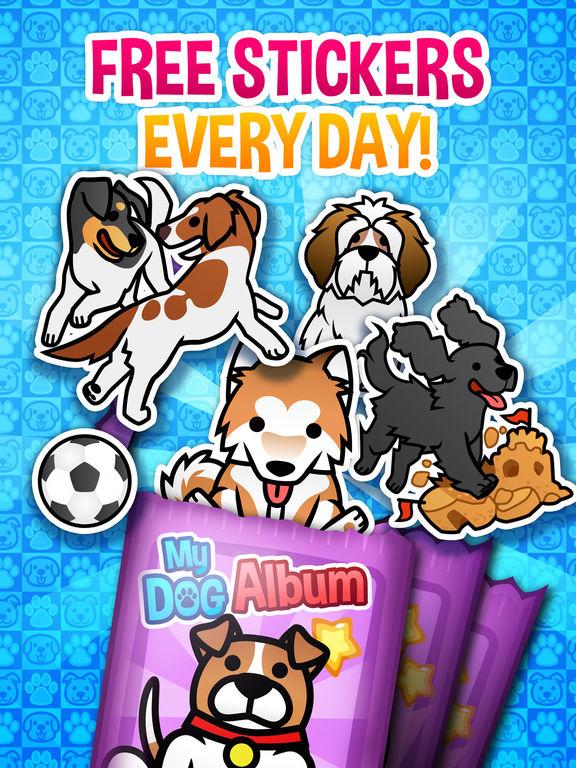My Dog Album - Наклейка альбом животных