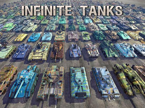 Infinite Tanks Screenshots