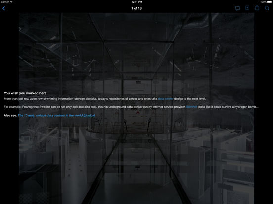 TechRepublic iPad Screenshot 4