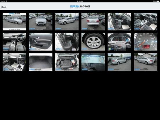 app shopper kieran moran car sales business. Black Bedroom Furniture Sets. Home Design Ideas