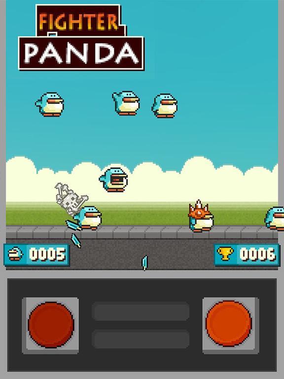 Fighter Panda ( Free 3D Angry Kung fu Panda Shooting Cartoon Game ) Screenshots