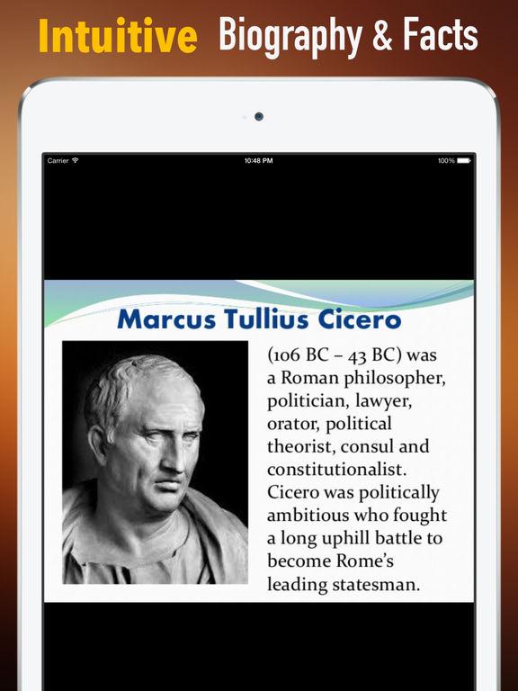 biography of cicero