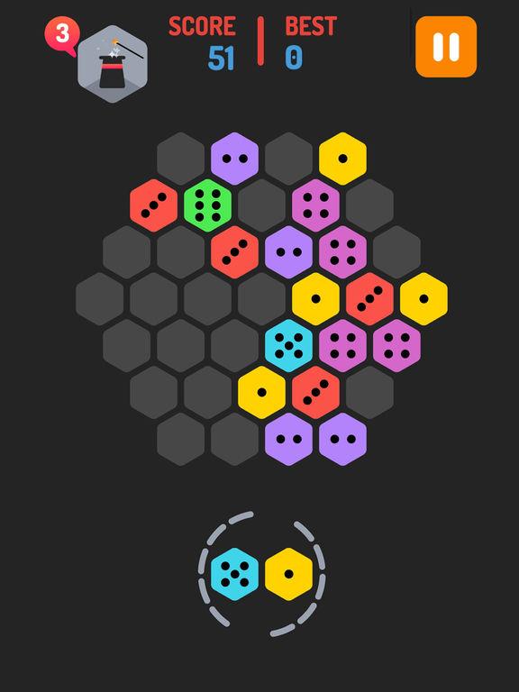 Merge Hexa Puzzle - Merged Block & Sudoku Questscreeshot 5