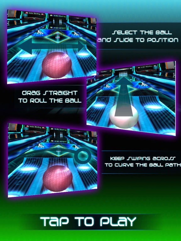 Real Bowling Strike : 10 Pin screenshot