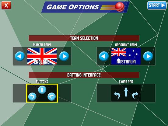 Cricket Power-Play iPad Screenshot 3