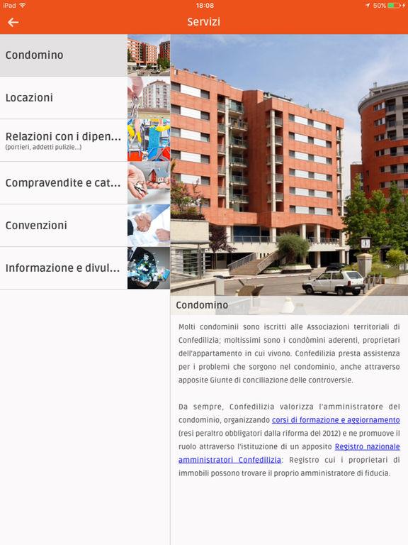 App shopper confedilizia catalogs for Albanesi arredamenti
