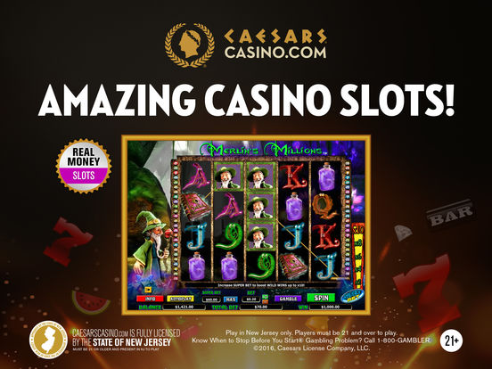 caesars online casino the gaming wizard