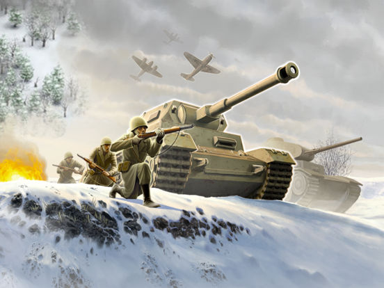 1941 Frozen Front Premium screenshot 6