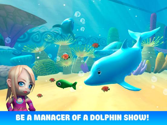 dolphin show app