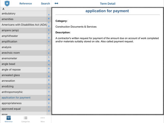 Kaplan Architecture Registration Exam (ARE) 4.0 Flashcards and Reference iPad Screenshot 4