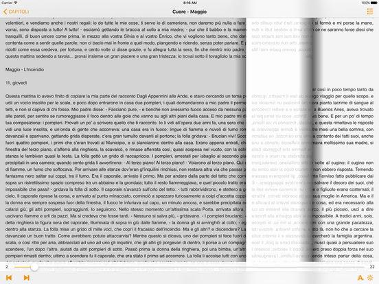 Cuore - Edmondo De Amicis iPad Screenshot 2