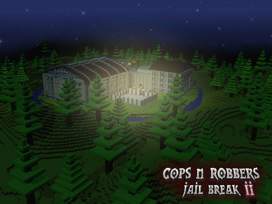 Cops N Robbers (Jail Break 2) - Survival Mini Game Screenshots
