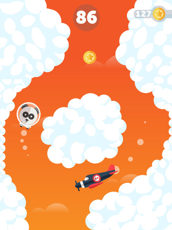 Kosmo Endless Space Adventure Screenshot