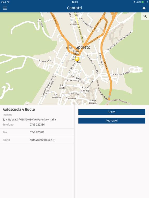 App shopper autoscuola 4 ruote catalogs for Albanesi arredamenti