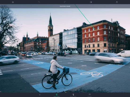 TouchRetouch for iPad Screenshot