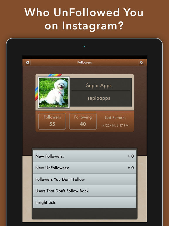 instagram manager app