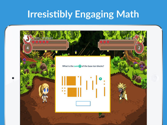 Prodigy Math Game screenshot