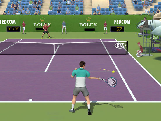 Pro Tennis Tour Screenshots