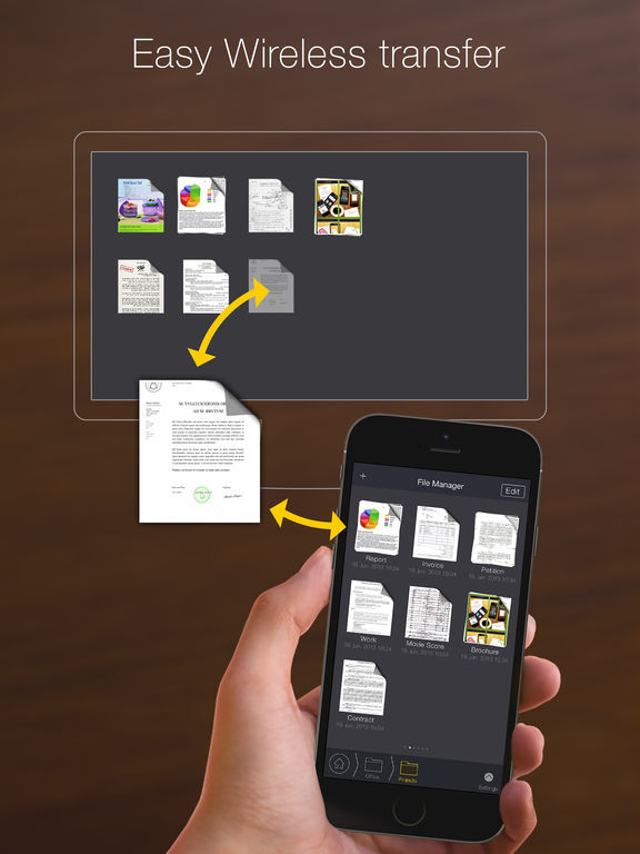 My Scans PRO, best document scanner app Screenshots