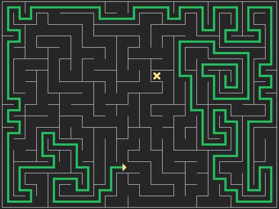 Mazy : Swipe to solve mazes Screenshots