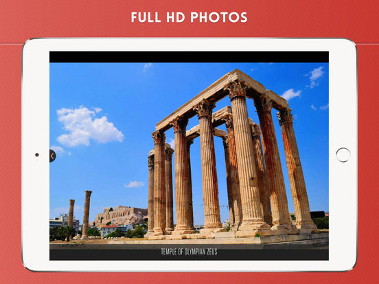 Athens Travel Guide iPad Screenshot 2