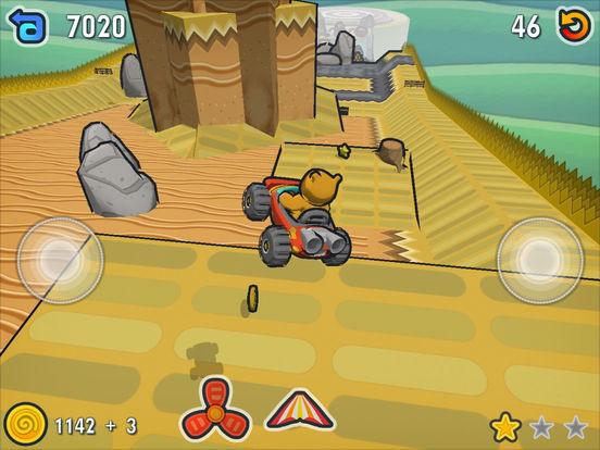 Escargot Kart Screenshot