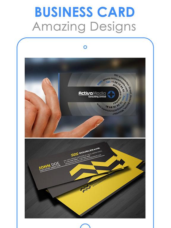 App Shopper Free Business Cards design