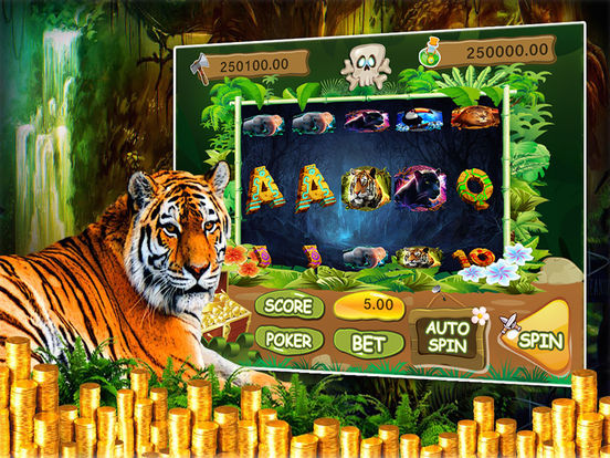 Slots Panther - Classic Casino 777 Slot Machine