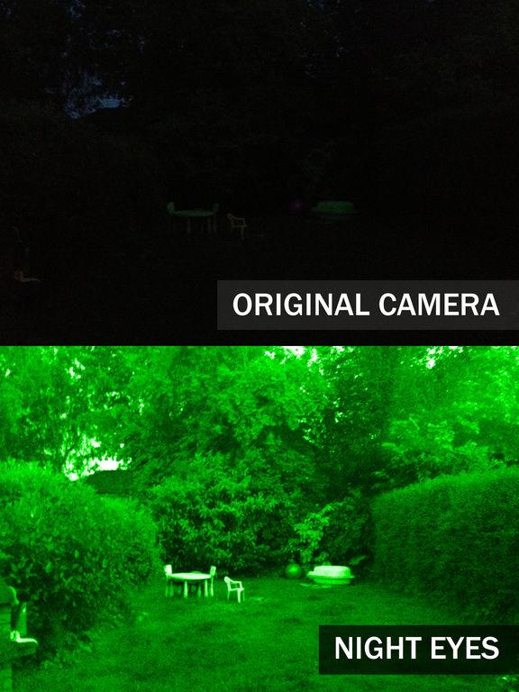 Night Eyes FREE - Low Light Camera screenshot