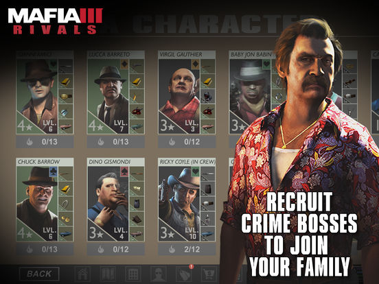 Mafia III: Rivals Screenshots