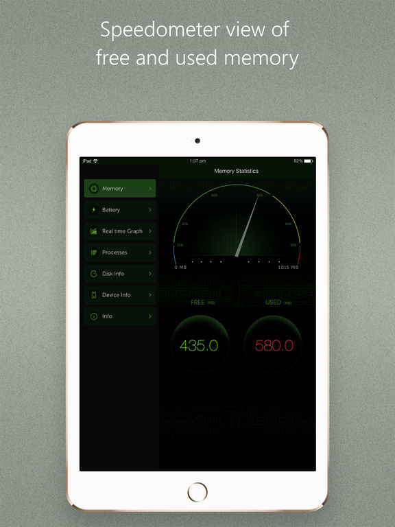 Screenshot #3 for Battery Max - With System Monitor Add-on