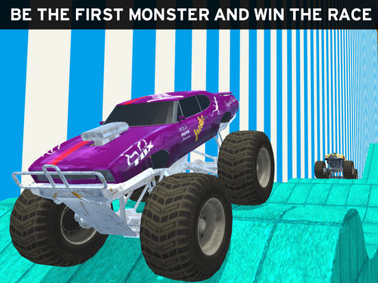 Игра Furious Kids Monster Truck